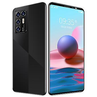 P49 senaste modell med 512mb + 4gb 5.5 tum billig mobiltelefon hd kamera pixlar dubbel sim mobiltelefon smart telefon smartphones