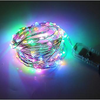 Remote Control 20 Meter Led String Light Copper Wire Usb Powered Outdoor Fairy Garland New Year Christmas Decoration