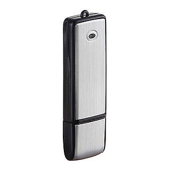8G röstaktiverad miniinspelning USB Flash Drive ljudinspelningsinspelare| Digital röstinspelare