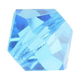 Preciosa Tšekin kristalli, Bicone Bead 3mm, 36 Pieces, Vesimarine