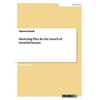 Marketing Plan for the launch of traveladviser.net