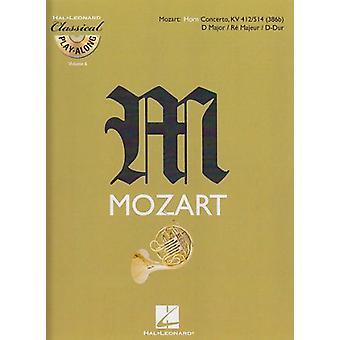 Mozart: Concierto para trompa en re mayor, Kv 412/514 (386B)