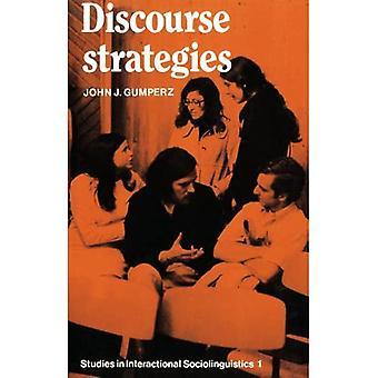 Discourse Strategies, Vol. 1