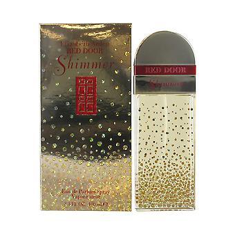 Elizabeth Arden Red Door Shimmer 100ml Eau de Parfum Spray for Women