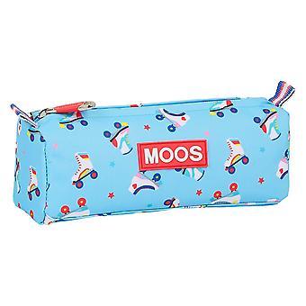 Case Rollers Moos Light Blue