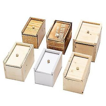 Funny Wooden Box Toy Prank, Spider Box(Style3 Large)
