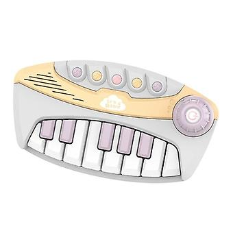 Musical Instruments Toys Electronic Piano Keyboard Musical Drum Set Learning Developmental Toys