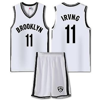 Brooklyn Nets No.11 Kyrie Irving Basketball Jersey(child Size)