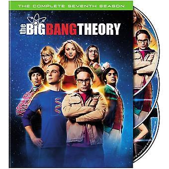 Big Bang Theory: The Complete Seventh Season [DVD] USA import