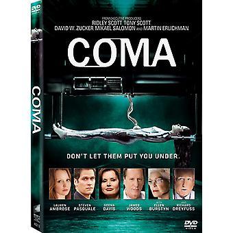 Coma (mini-série 2012) import USA [DVD]