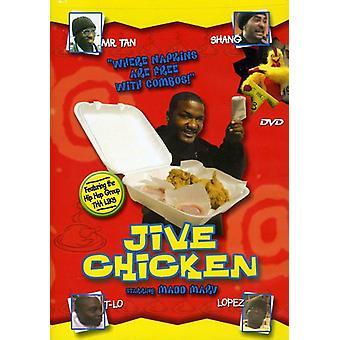 Jive Chicken [DVD] USA import