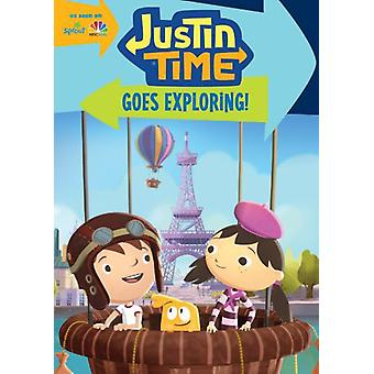 Justin Time: Saison 1 Vol. 2 [DVD] USA import