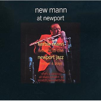Herbie Mann - New Mann at Airport [CD] USA import