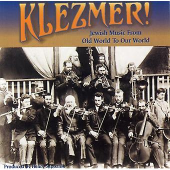 Klezmer-From Old World to O - Klezmer-From Old World to Our [CD] USA import