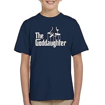 The Godfather The Goddaughter Kid's T-Shirt