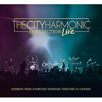 City Harmonic - Benediction (Live) [CD] USA import