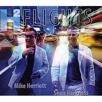 H2 - Flights [CD] USA import