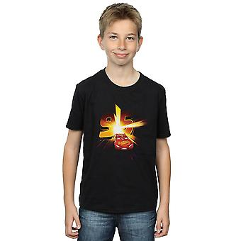 Disney Boys Cars Lightning McQueen Burst T-Shirt