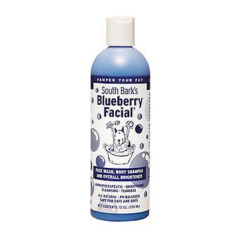 Showseason South Bark Blueberry Facial