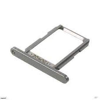 SIM card per Samsung Galaxy S6-grigio/argento