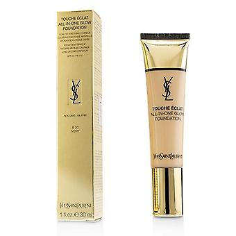 Yves Saint Laurent Touche Eclat all in One Glow Foundation SPF 23-# B20 ivoor-30ml/1oz