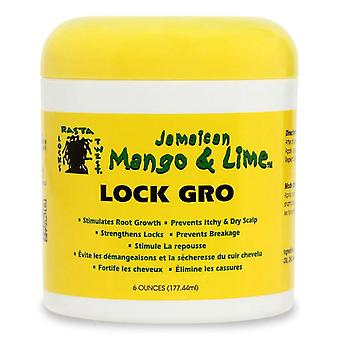 Jamaican Mango & Lime Lock Gro 177ml
