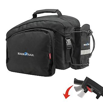 KLICKfix rack Pack 1 plus luggage carrier bag / / with UniKlip
