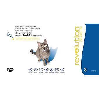 Revolution Blue Cats 3 Pack