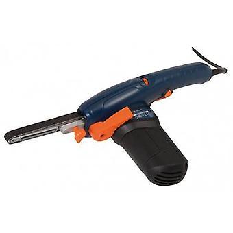 Ferm EFM1001 EFM1001 Belt sander incl. case 400 W Belt width 8 mm, 13 mm Belt length 455 mm