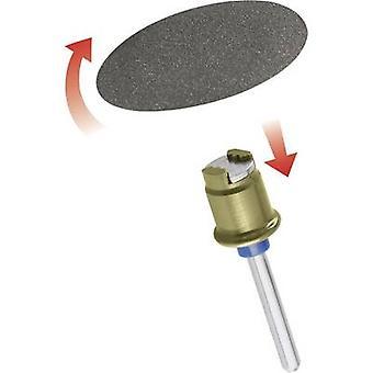 Dremel 2615S413JA 6-pack slipskivor ställer in speedclic Diameter 30 mm Skaftdiameter 3,2 mm Korn 240 6 st(er)