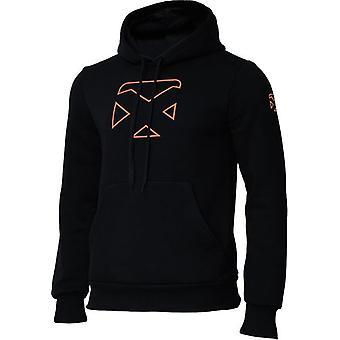 Pacific Court Hoody mens black/orange