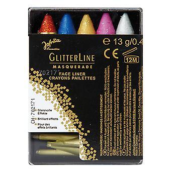 Glitter Line Face Liner