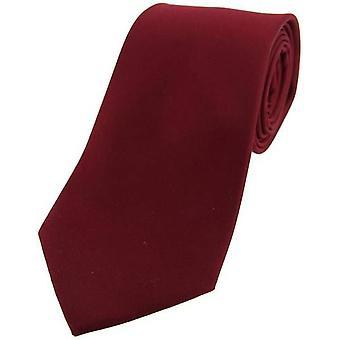 David Van Hagen sateng silke slips - rød