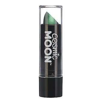 Cosmic Moon - Metallic Lipstick - 5g - For mesmerising metallic lips! - Green