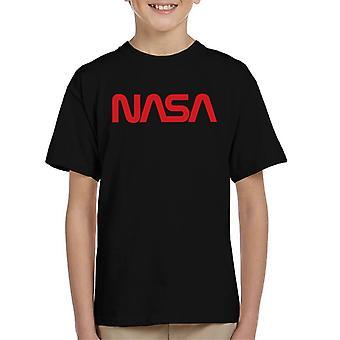 The NASA Logo 1975-1992 Kid's T-Shirt