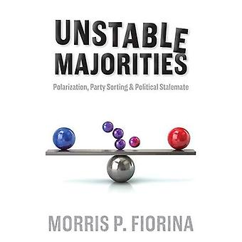 Unstable Majorities - Polarization - Party Sorting - and Political Sta