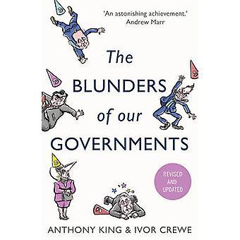 Los errores de nuestros gobiernos por Anthony rey - Ivor Crewe - 978178