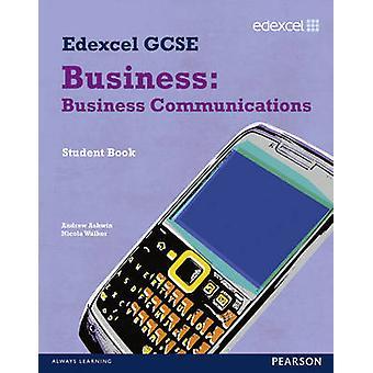 Edexcel GCSE negócios - Business Communications - unidade 4 por Andrew Ashw
