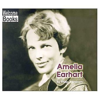 Amelia Earhart (Välkommen böcker: verkliga människor)