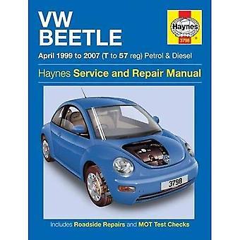 VW kever Service en reparatie handleiding (Haynes Service en reparatie handleidingen)