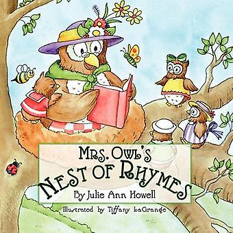 Mrs. Owl van Nest van Rhymes