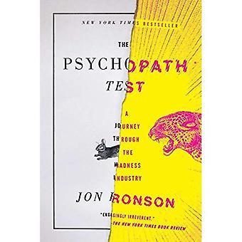 De psychopaat Test: Een reis door de waanzin-industrie