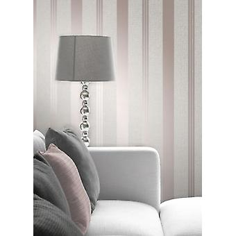 Elegante Quartz Stripe Rose Gold Wallpaper wandversiering 0.52 m x 10.05 m