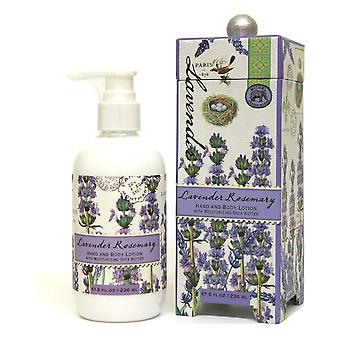 MICHEL DESIGN Body Lotion Lavender And Rosemary LOT81R