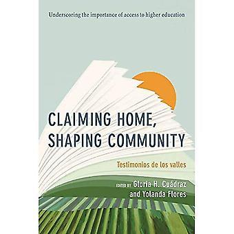 Home, sostenendo comunità Shaping: Testimonios de Los Valles