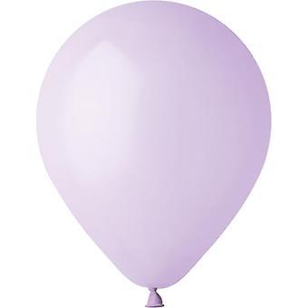 Lys lilla Premium latex balloner 25-Pak