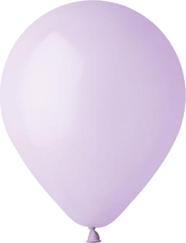 Ljuslila premium latexballonger 25-pack