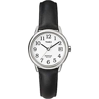 Timex Classic ladies Analog watch with leather T2H331