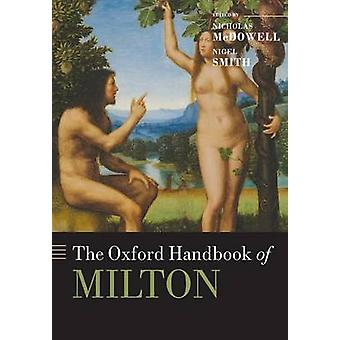 Oxford Handbook of Milton von McDowell & Nikolaus