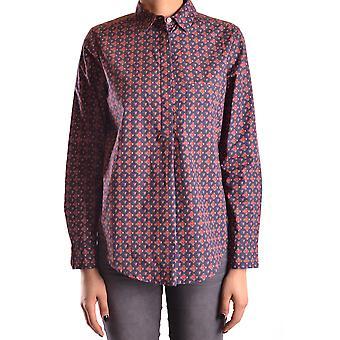 Peuterey Ezbc017046 Women's Multicolor Cotton Shirt
